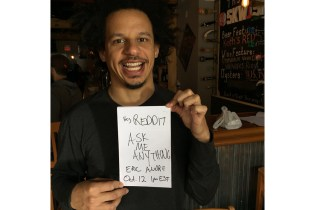 Eric Andre Answers Fan Questions in Hilarious Reddit AMA