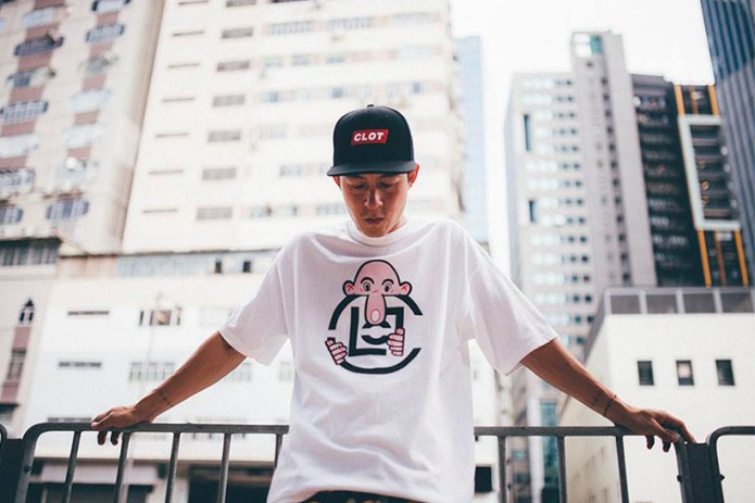 CLOT and Champion Tap Eric Elms for Exclusive Apparel Collection