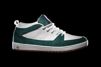 éS Skateboarding Reissues the Groundbreaking SLB Mid