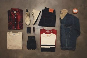 Essentials: Levi's® Vintage Clothing x END.