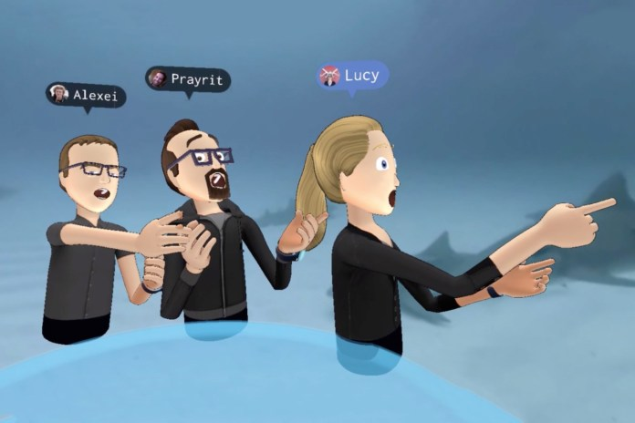 Facebook Introduces Gesture-Controlled VR Emoji