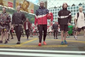 F.C.R.B. Teases Its Coca-Cola Gear in New Video