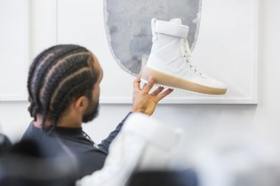 Jerry Lorenzo Teases New Upcoming Colorways of the Fear of God Military Sneaker