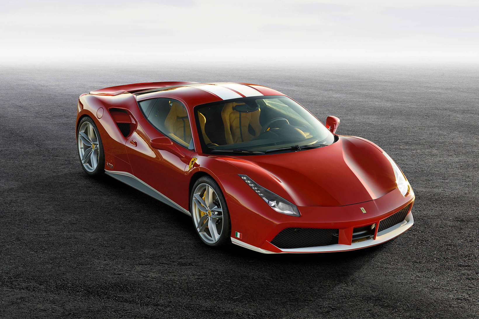 Ferrari Celebrates Its 70th Anniversary With Special Edition Liveries