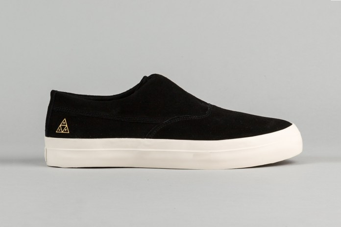 Flatspot Releases Dylan Rieder's HUF Slip-Ons to Benefit Cancer Research