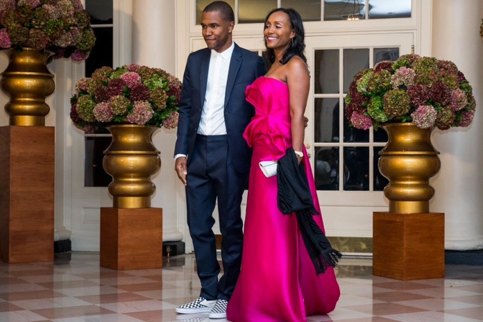 Frank Ocean Explains Why He Wore Vans to the White House Dinner