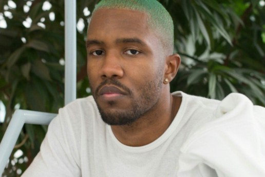 """Hear Frank Ocean's """"Nikes"""" Pitched Down Five Semitones"""