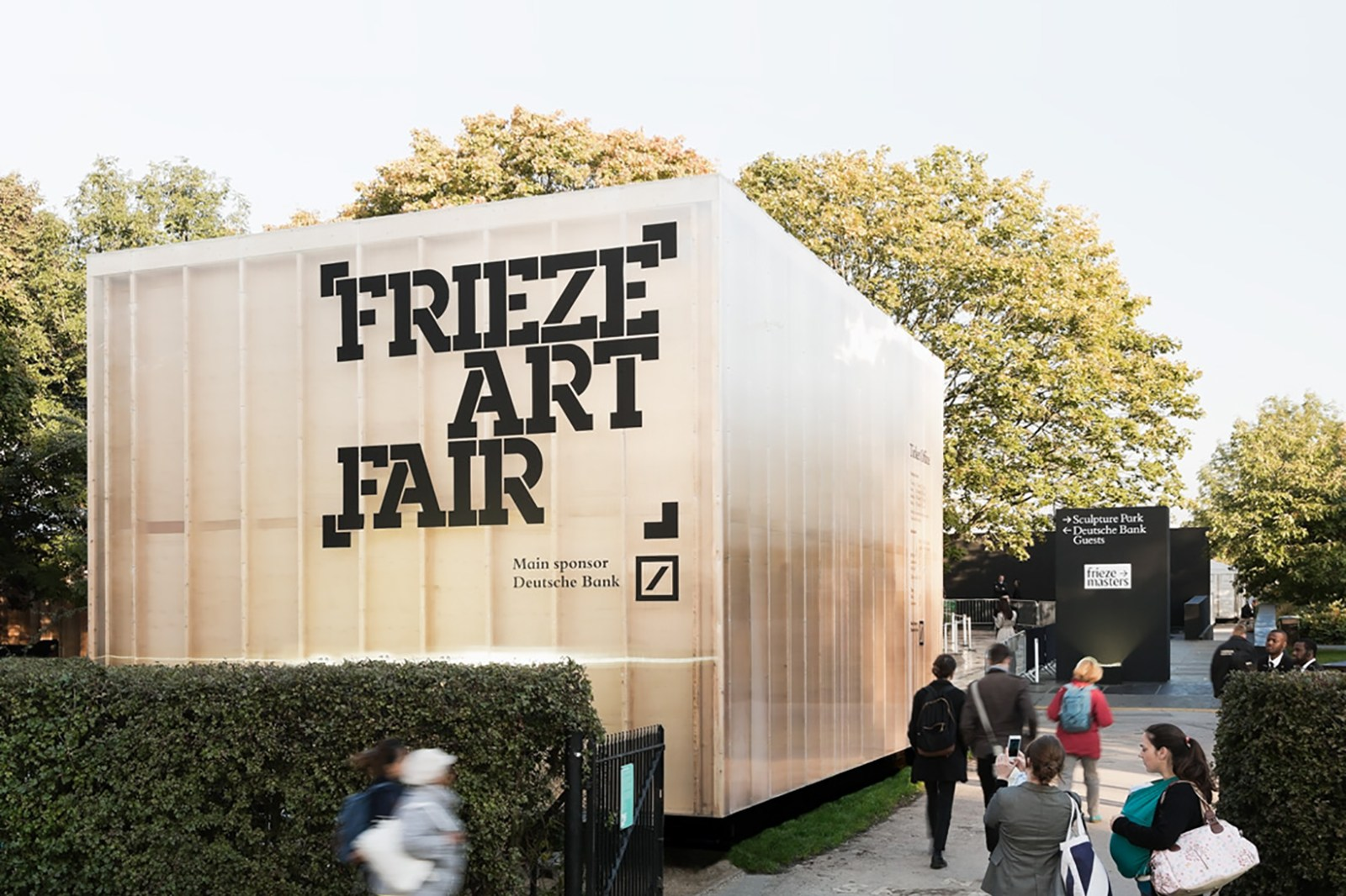 frieze london 2016 art fair guide hypebeast