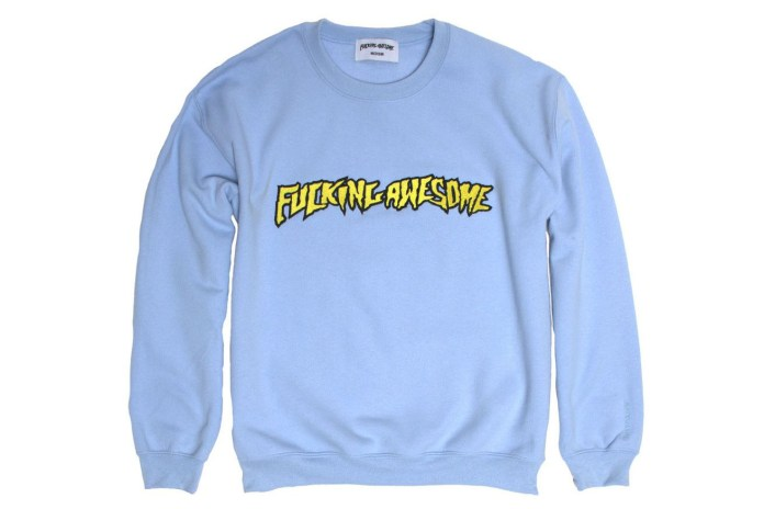 Fucking Awesome Releases New Items Online for 2016 Fall/Winter
