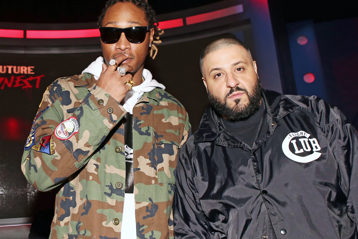 Future & DJ Khaled Tease New Song