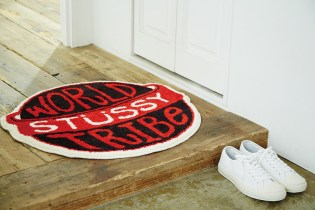 Come Home to the Gallery1950 x Stüssy World Tribe Rug