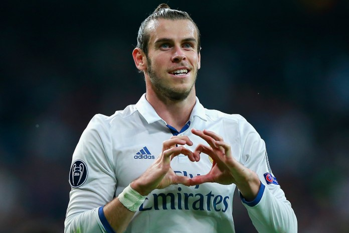 Gareth Bale Signs Extension That'll Earn Him $430K USD a Week