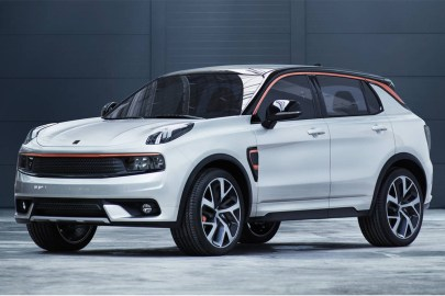 Geely's Lynk & Co Is the 'Ultimate Connected SUV'