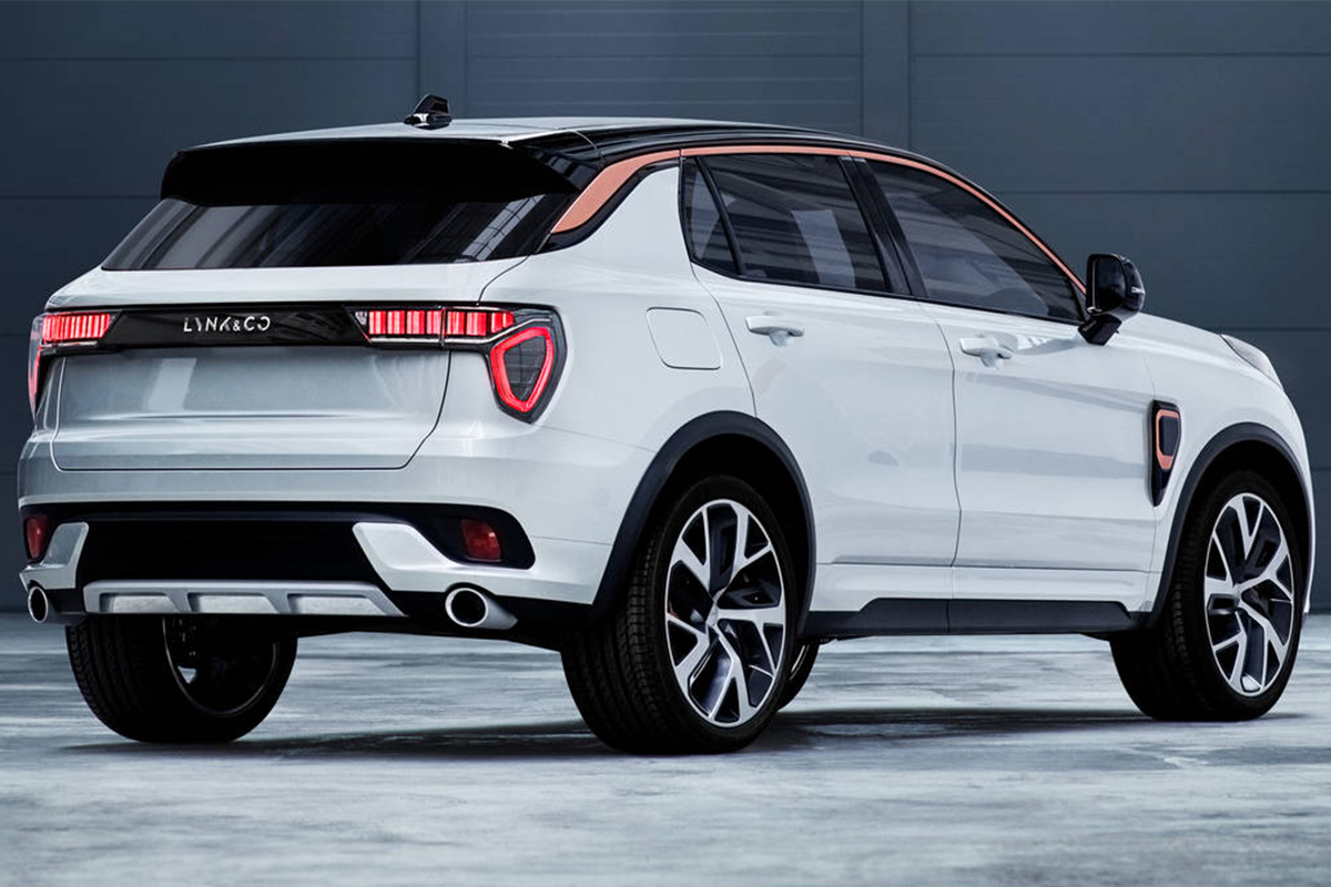 Geely Lynk And Co Hypebeast