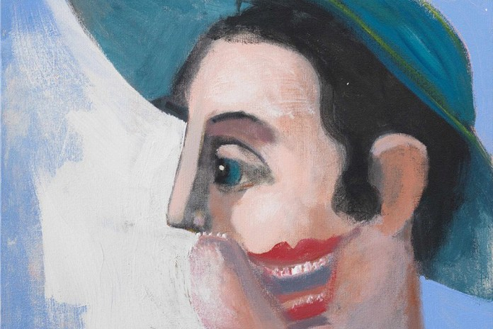 "George Condo's ""Confrontation"" Show Juxtaposes His Work With Classic Art"