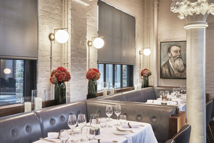 The German Gymnasium Snaps up the Title of World's Most Beautiful Restaurant