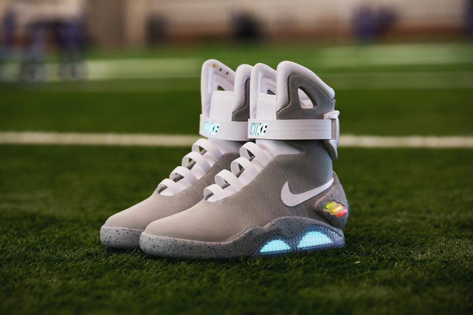 Nike Air Mag Giants - 1765756