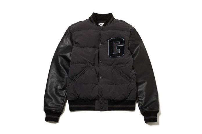 GOODENOUGH Reworks the Classic Varsity Jacket for THE PARK・ING GINZA
