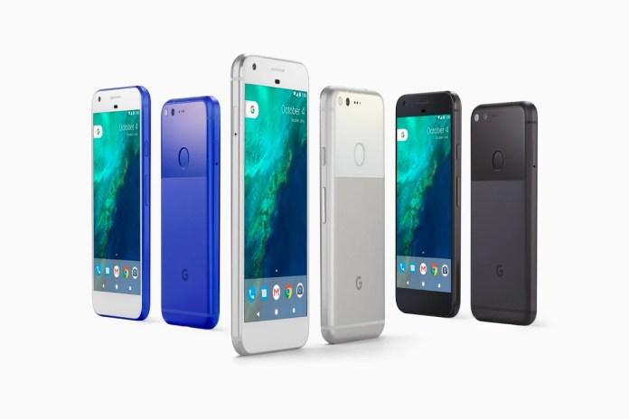 Google Finally Debuts Its New Pixel and Pixel XL Phones