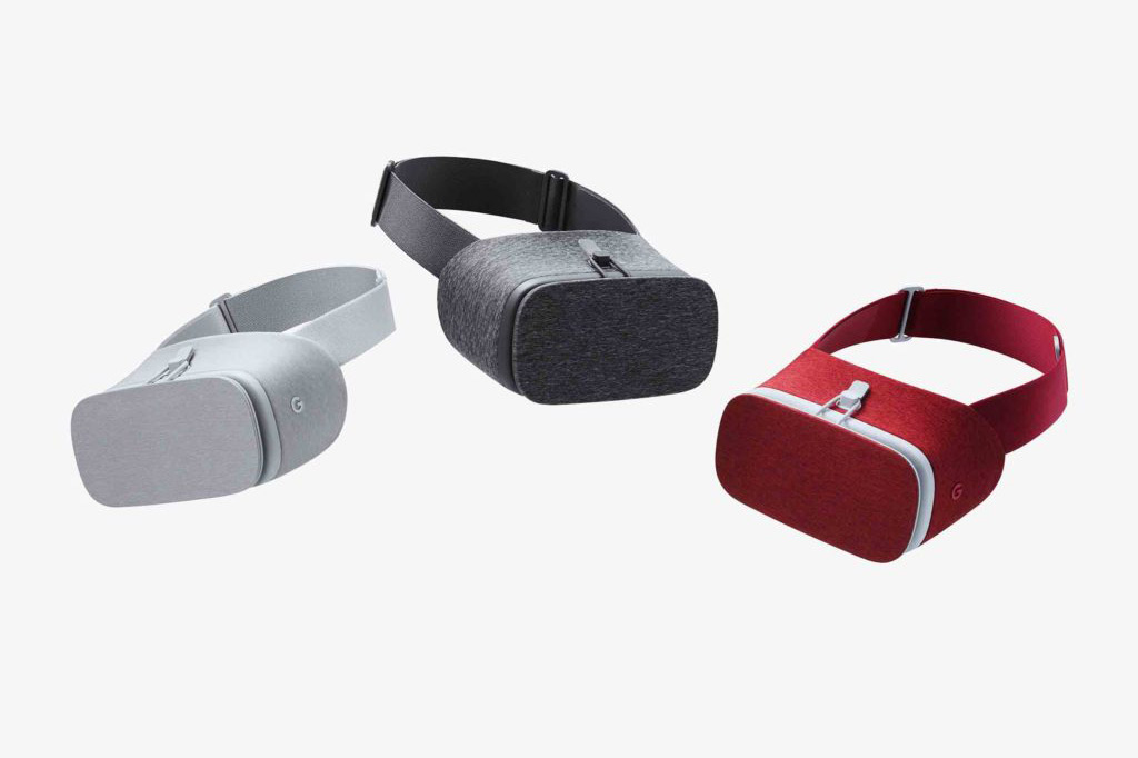 Google Joins in on the VR Fun via Its Stylish Daydream Hardware