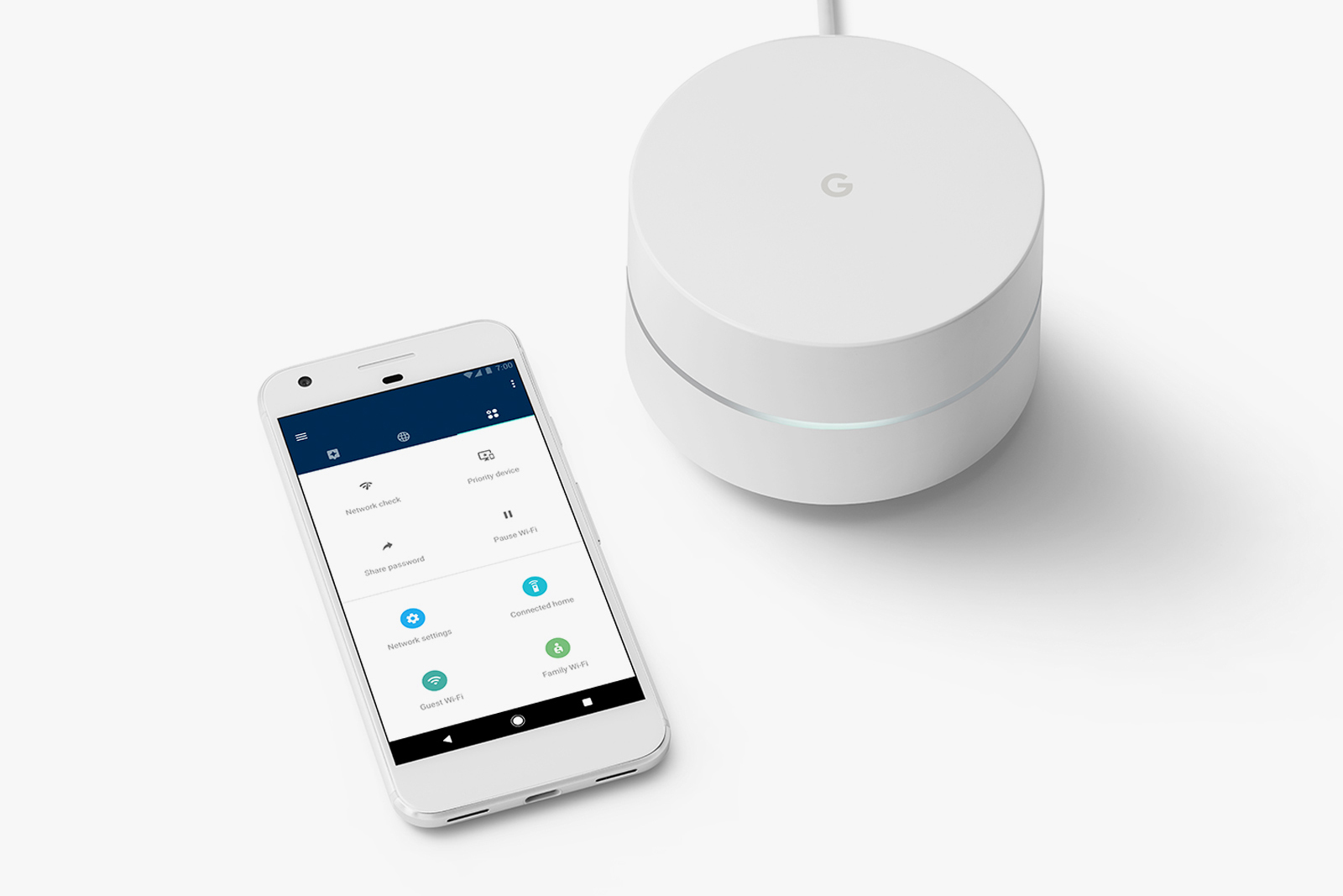 Google Simplifies Wi-Fi With Its Own Router