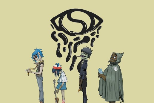 A Gorillaz & Soulection Collaboration Is Coming Up