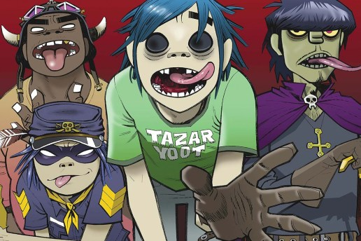Gorillaz Unveil 'The Book of Murdoc'