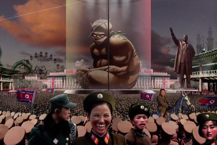 Things Go Awry in North Korea With Gorillaz's 'The Book of Russel'
