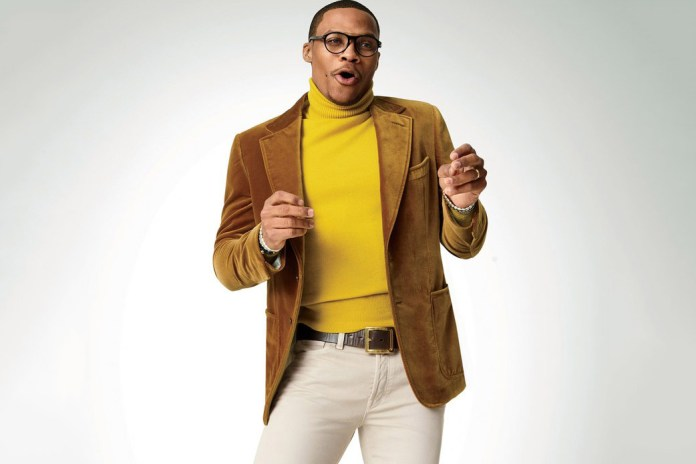"""Russell Westbrook Unravels the Layers of His """"Why Not?"""" Phrase in Recent Sitdown"""