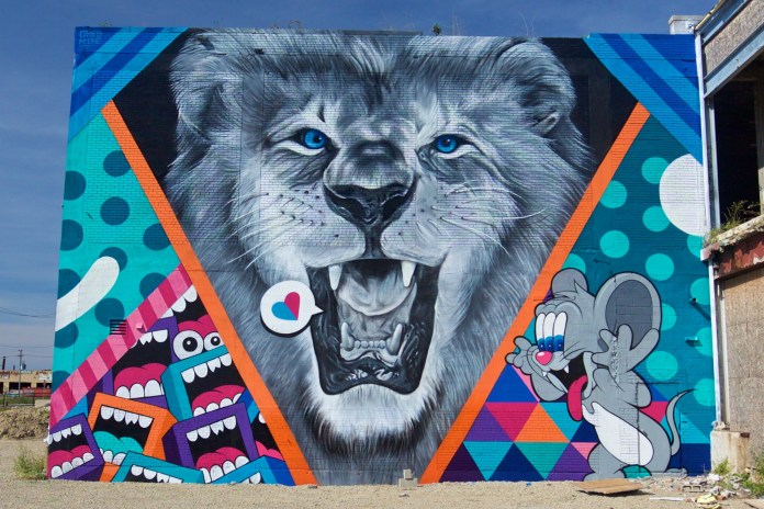 Here Are the Most Gripping Artworks From Detroit's Mural in the Market 2016