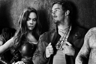 The First Teaser Poster for 'Guardians of the Galaxy Vol. 2' Has Arrived