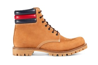 "Gucci Takes on the Timberland 6"" Boot"