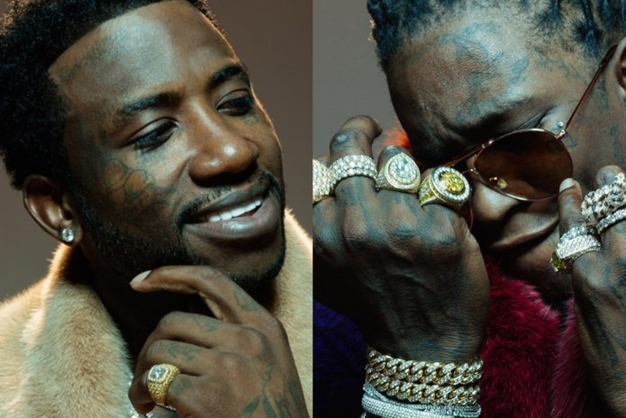 Gucci Mane Signed Young Thug Without Hearing His Songs