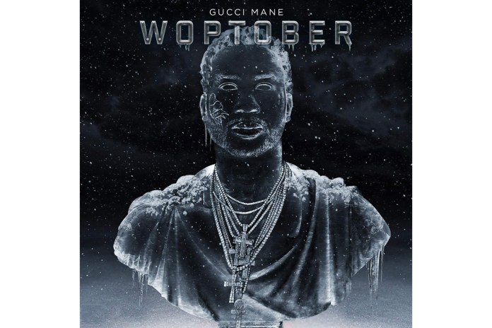Stream Gucci Mane's New Album 'Woptober'