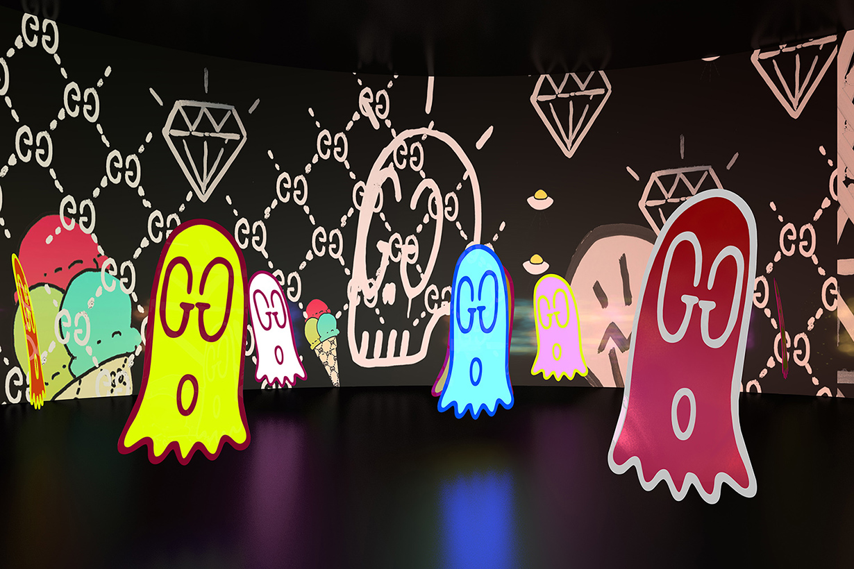 """Gucci's """"4 Rooms"""" Project Blends Fashion With Immersive Art"""