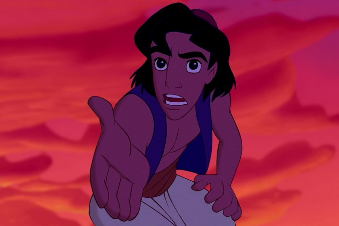Guy Ritchie to Direct Disney's Live-Action 'Aladdin' Remake