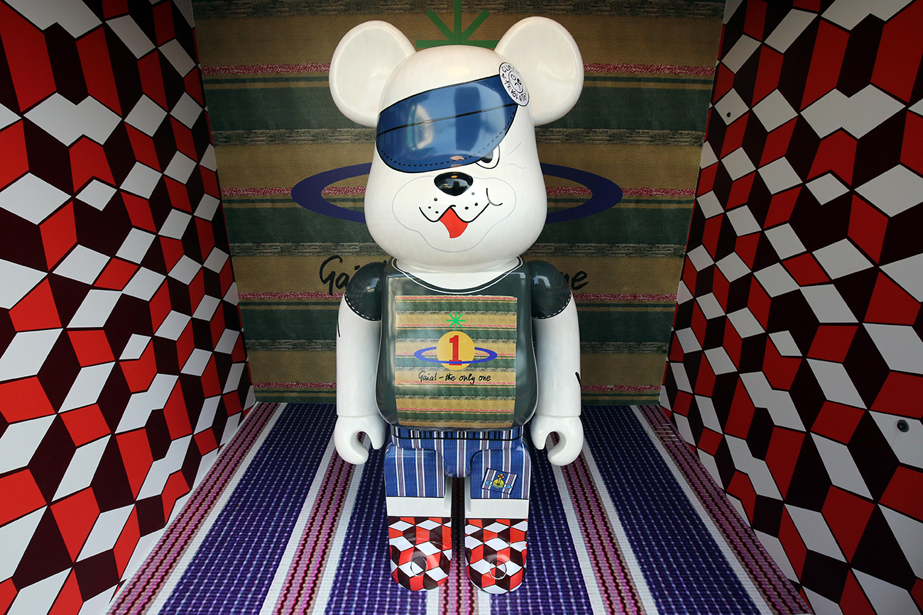 HBX and Harbour City Undertake a Global BE@RBRICK Charity Sale
