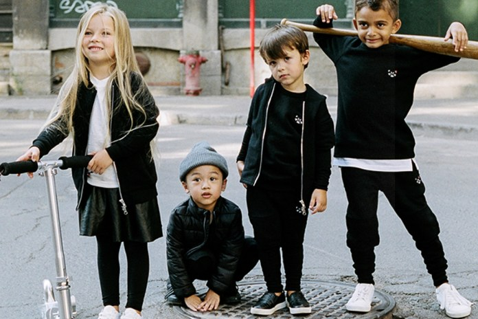 #hypebeastkids: HEIR Kid Looks to Outfit Your Child in Streetwear-Approved Basics