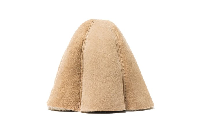 Hender Scheme Introduces the $350 USD Mouton Tulip Hat