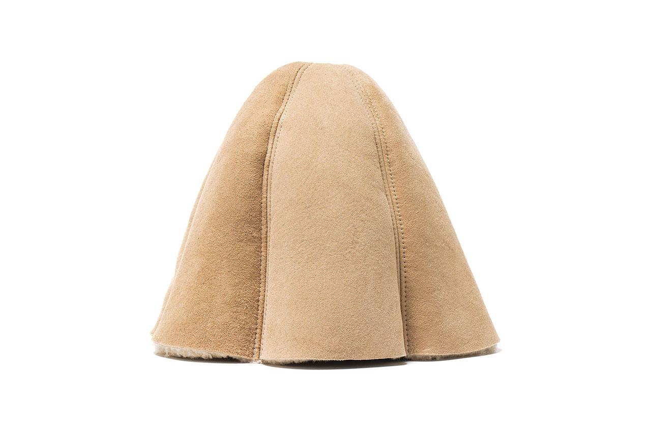 Hender Scheme Introduces the $350 USD Mouton Tulip Hat