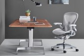 See How Herman Miller Updated the Classic Aeron Chair