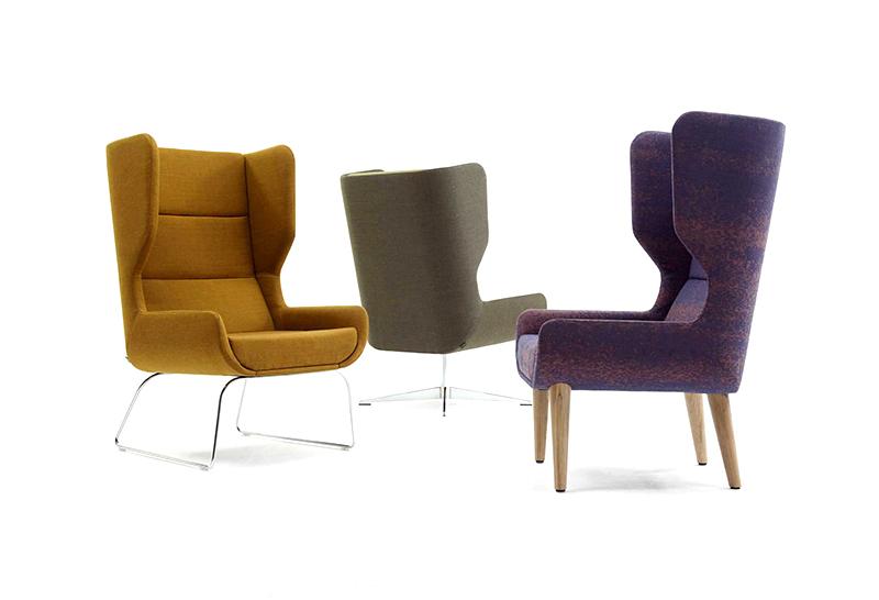 Herman Miller & naughtone's Hush Chair Offers Comfort in Minimalism