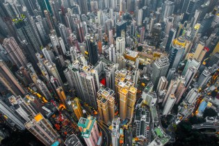 This Hyperlapse Reveals Hong Kong's Pulsating Rhythm