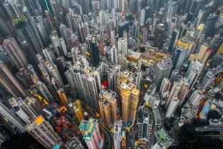This Hyperlapse Reveals Hong Kong's Pulsating Rhythm