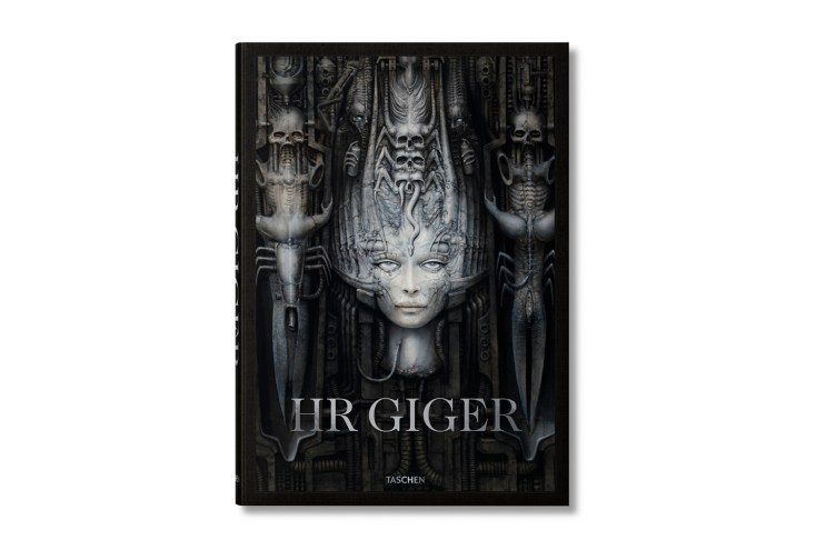 'HR Giger': A Limited Collector's Edition Book Abound With Biomechanical Creatures