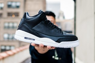 "Rep Your City for a Chance to Win a Pair of Air Jordan 3 Retro ""Black/White"""