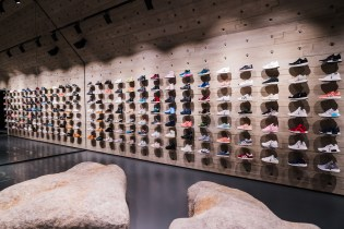 Take a Look Inside Solebox's New Vienna Location