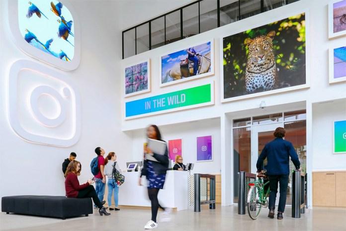 Instagram's New Office Looks Like Instagram