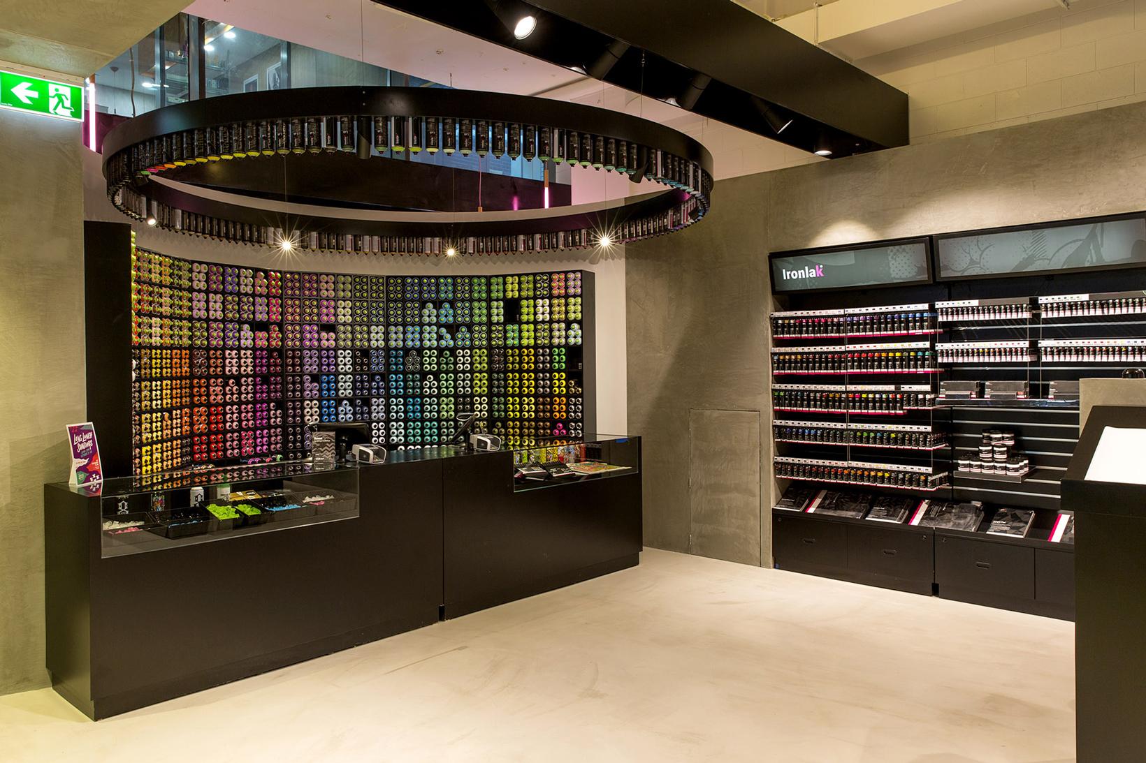 Ironlak Art & Design Sydney Flagship Store - 1765454