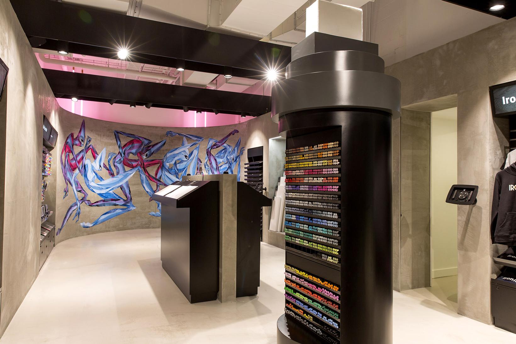 Ironlak Art & Design Sydney Flagship Store - 1765456